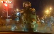 «Я стреляю сразу»: появилось новое видео с неадекватными действиями карателей