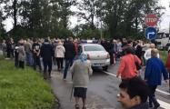 Жителям Подмосковья, перекрывшим федеральную трассу, вернули горячую воду