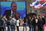 Прямую линию с Путиным посмотрели 1,8 миллиона жителей Москвы