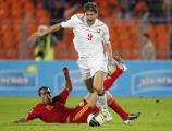 Сборная Беларуси завершила футбольный год на 64-м месте в рейтинге ФИФА