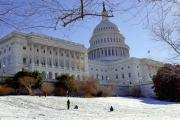 Членам Конгресса США запретили кататься на санках с Капитолийского холма