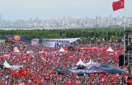 Фотофакт: Миллионный митинг оппозиции в Стамбуле