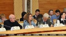 Журналисты на пресс-конференции Президента Беларуси услышали ответы на все волнующие их темы - польский корреспондент