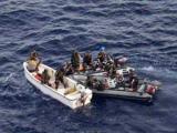 Французские моряки поймали 11 пиратов