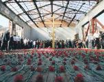 В  Амстердаме прошла акция в память о трагедии 19 декабря