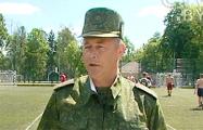 Лукашенко уволил начальника Военной академии