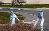Заслуженный артист Беларуси заразился коронавирусом, а его родственникам не делают тест
