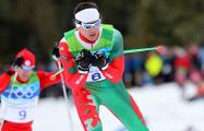 Белорусский лыжник Долидович планирует выступить на седьмой для себя Олимпиаде
