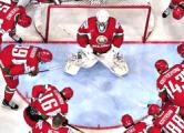Сборная Беларуси по хоккею уступила Латвии
