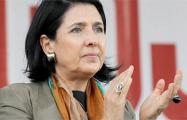 Президент Грузии — азербайджанцам: Я не буду говорить с вами на русском