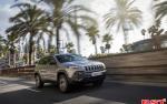 Jeep рассекретил европейскую версию нового Cherokee