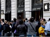 Парижский магазин Apple ограбили на миллион евро