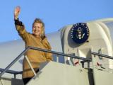 Госсекретарь США прилетела в Триполи