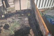 В Могилеве загорелся многоэтажный дом