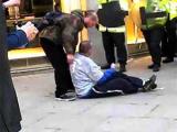 Полицейского отстранили от работы из-за смерти человека во время саммита G20