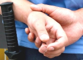 Милиционеры избили нацбола за листовки против рабства