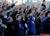 Фанатов брестского «Динамо» пропускали на матч через автозак