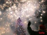 В новогоднюю ночь в массовых гуляниях в Беларуси приняли участие 470 тыс. человек