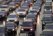 Движение на МКАД затруднено из-за нескольких мелких аварий