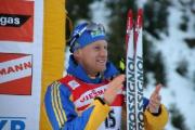 Два белорусских биатлониста получили зачетные очки в спринте на этапе Кубка мира