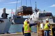 Корабль Береговой охраны США ввез в страну 14 тонн кокаина