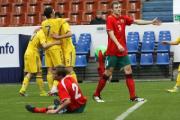 Белорусские юниоры сыграют с украинцами за 7-е место на футбольном турнире в Санкт-Петербурге