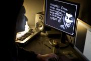 Хакеры Anonymous атаковали сайт «Моссада»