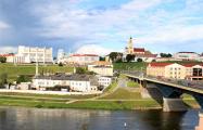 В Гродно студенты подстрелили военного