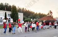 Деревни и поселки выходят на акции солидарности