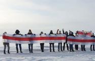 Как в Беларуси прошел 168 день непрерывных протестов: сильные фото