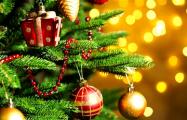 Как белорусы к Новому году украшают дома