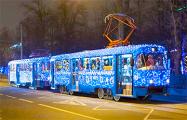 Расписание наземного транспорта в новогоднюю ночь
