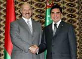 Лукашенко и Бердымухамедов поговорили о вооружениях и энергетике