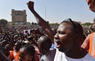 Армия Буркина-Фасо захватила телеканал и радиостанцию