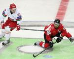 Беларусь вырвала победу у Швейцарии на ЧМ по хоккею