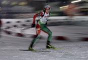 Владимир Аленишко занял 38-е место в индивидуальной гонке на этапе Кубка мира по биатлону