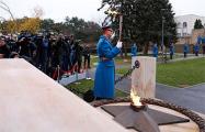 В Сербии потушили «вечный огонь», который зажгли Вучич и Лавров