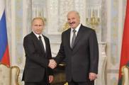Лукашенко Путину: Если нужно, мы станем спиной к спине и будем защищаться