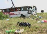 Девятнадцать пострадавших в ДТП под Минском с участием экскурсионного автобуса были госпитализированы