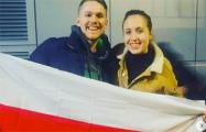 Немецкая певица с сотнями миллионов просмотров сфотографировалась с бело-красно-белым флагом