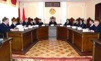 КС Беларуси принял послание о состоянии конституционной законности в 2011 году