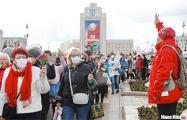Марш Мудрости в Минске: фоторепортаж