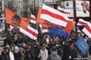 Треть акций белорусской оппозиции приурочено к праздникам