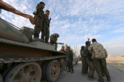 Сирийские курды рассказали о нападении боевиков ИГ с территории Турции