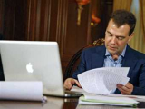 """Медведев стал """"тысячником"""" в ЖЖ за шесть часов"""