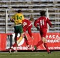 Белорусские футболисты сыграли вничью с иранцами на старте Кубка Содружества