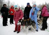 """Более 100 гостей из шести стран примут участие в гонках на собачьих упряжках """"Завiруха 2012"""""""