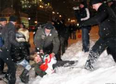 В Минске разогнана акция оппозиции в День святого Валентина (Фото, видео, обновлено)