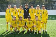 Футболисты Беларуси будут оспаривать 5-е место на юношеском турнире в Минске