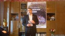 Северинец презентовал свою книгу в 4 городах Брестской области